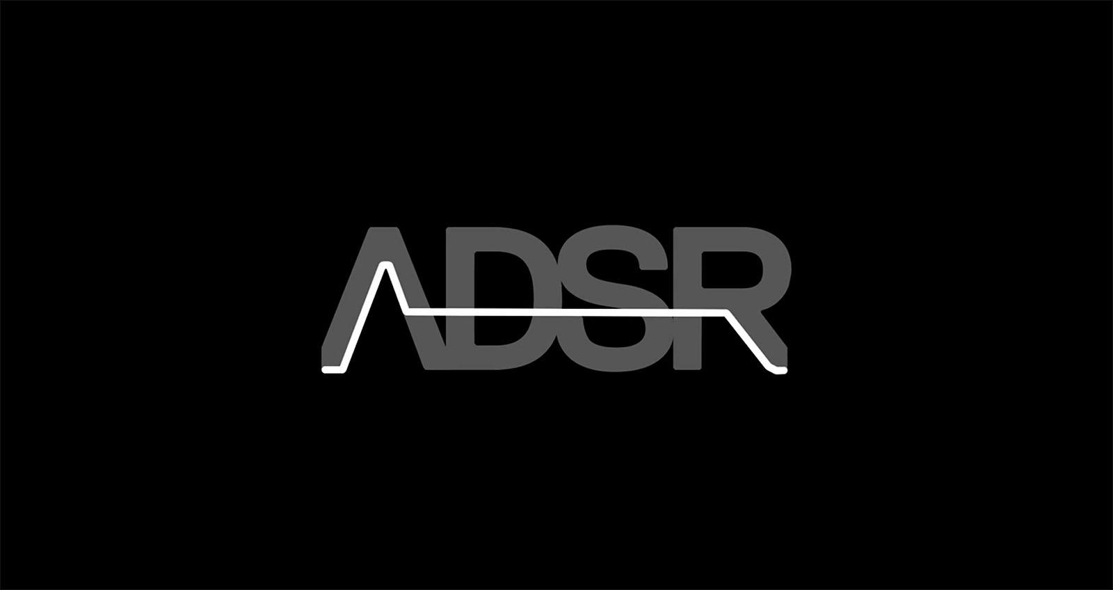ADSR Audio Logo